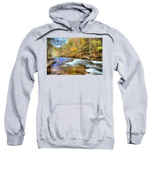 Whitetop River Fall Sweatshirt