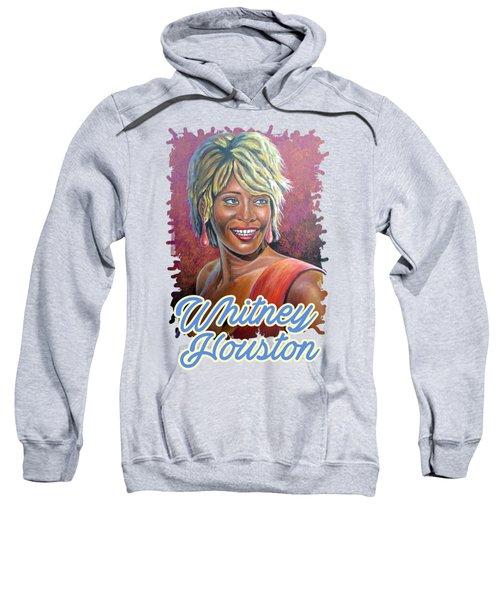 Whitney Houston Sweatshirt