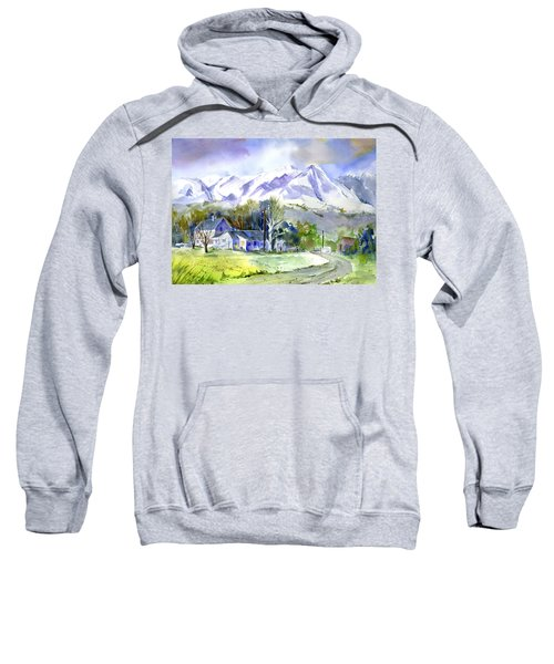 Whitney's White House Ranch Sweatshirt