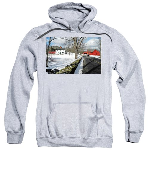 Whittier Birthplace Sweatshirt