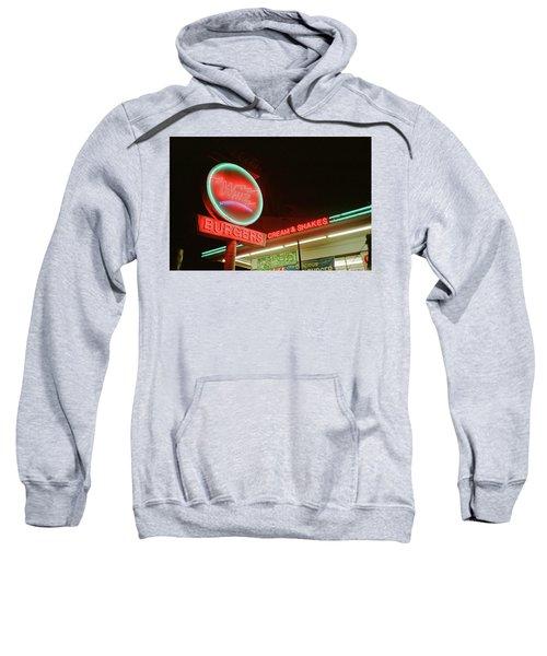 Whiz Burgers Neon, San Francisco Sweatshirt