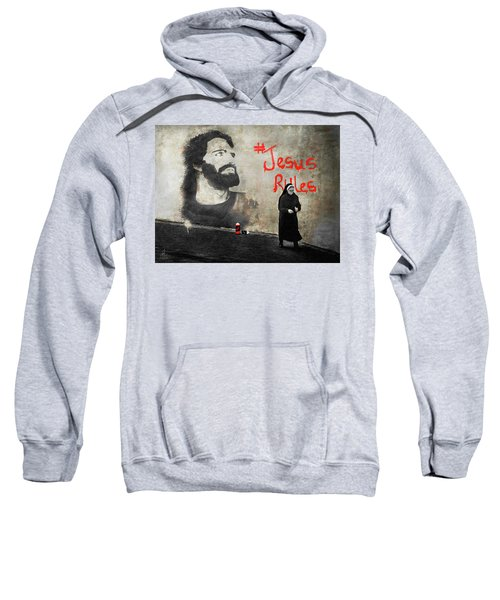 Who Knew Sweatshirt