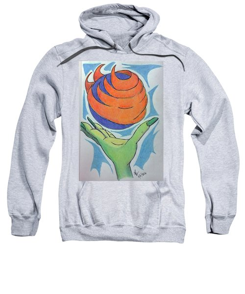 Wicket Fireball Sweatshirt