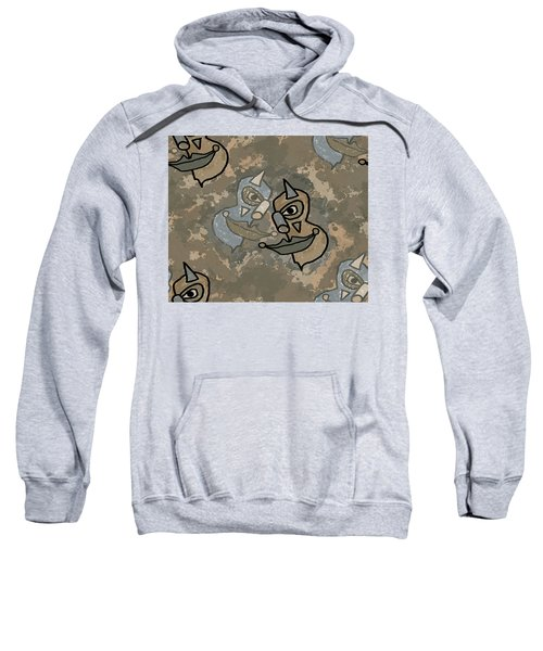 Wild Clown Sweatshirt
