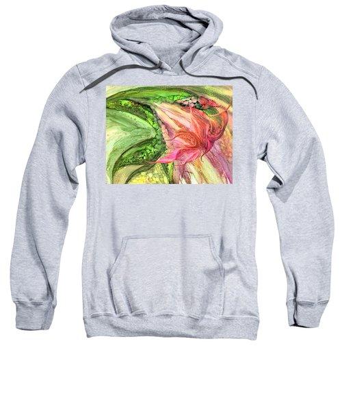 Wild Datura Sweatshirt