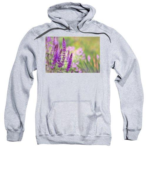 Wild Flower Sweatshirt