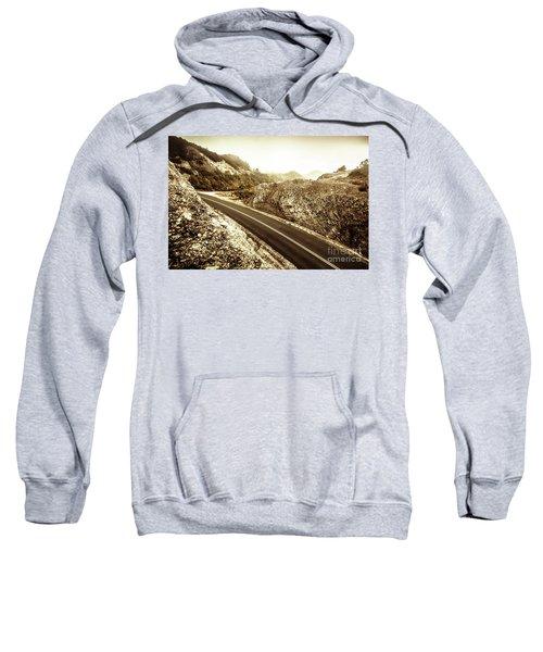 Wild Highland Road Sweatshirt