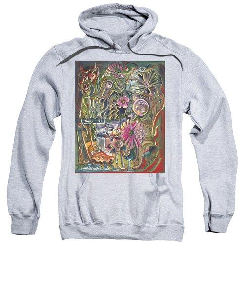 Wild Honeycomb Sweatshirt