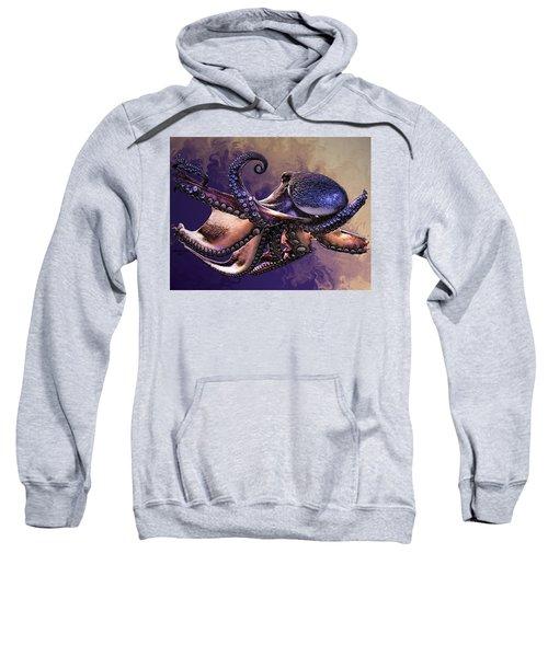 Wild Octopus Sweatshirt