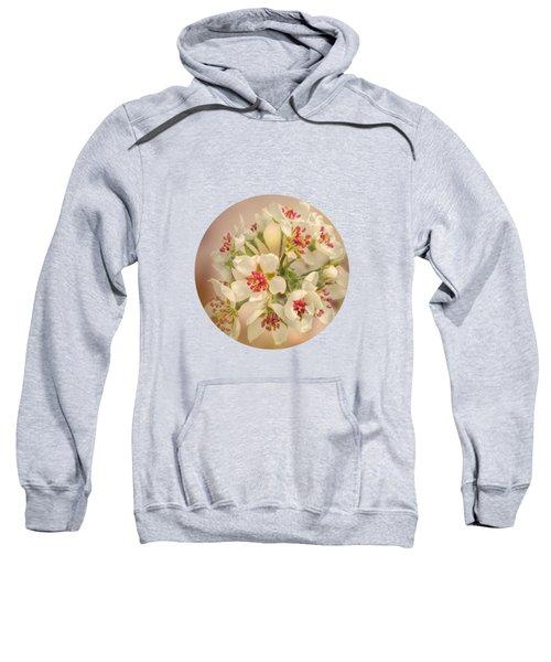 Wild Pear Blossom Sweatshirt