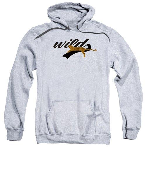 Wild Sweatshirt by Priscilla Wolfe