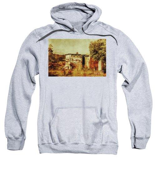 Wild West Australian Barn Sweatshirt