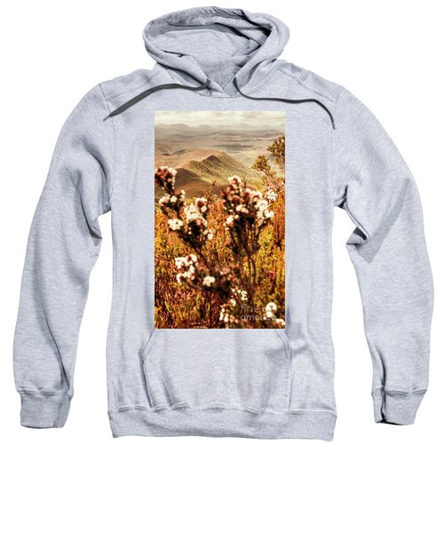 Wild West Mountain View Sweatshirt