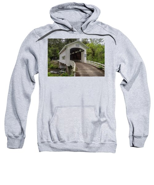 Wildcat Creek Bridge No. 1 Sweatshirt