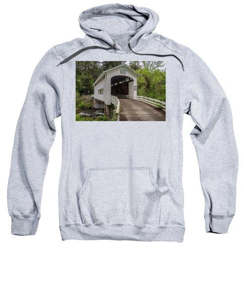 Wildcat Creek Bridge No. 1 Sweatshirt