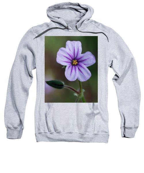 Wilderness Flower 3 Sweatshirt