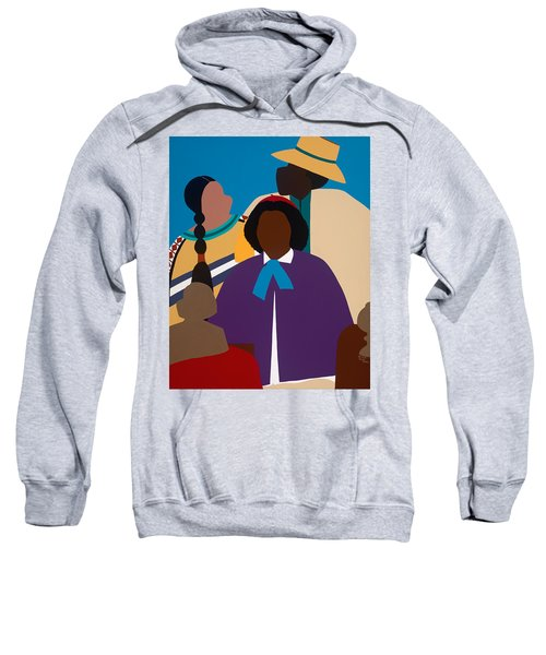 Wildfire A Tribute To Edmonia Lewis Sweatshirt