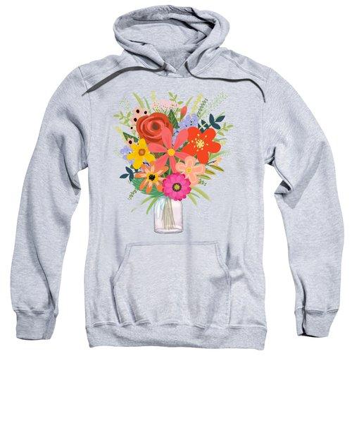 Wildflower Bouquet Sweatshirt