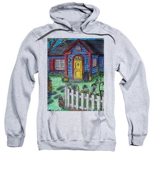 Wildflower Cottage Sweatshirt