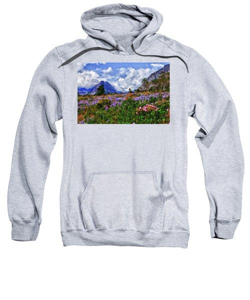Wildflower Profusion Sweatshirt