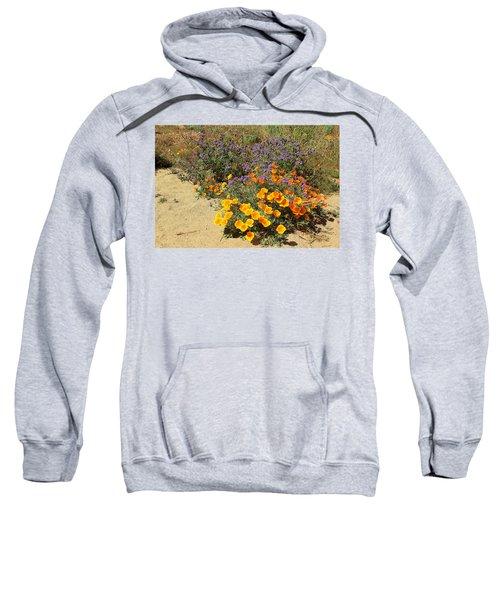 Wildflowers In Spring Sweatshirt