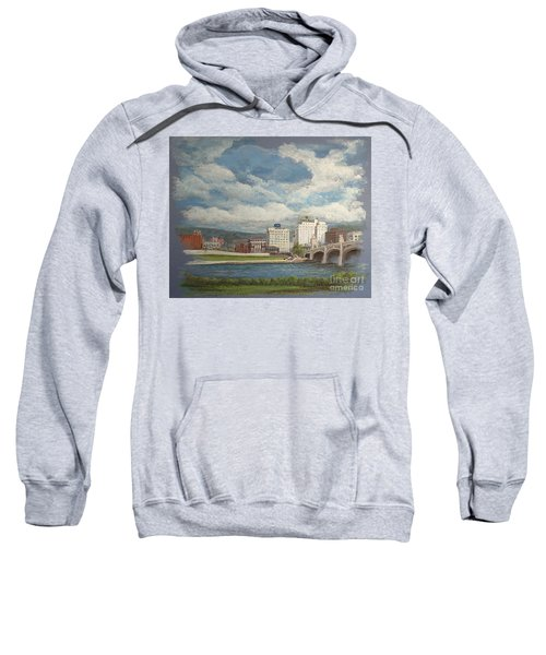 Wilkes-barre And River Sweatshirt
