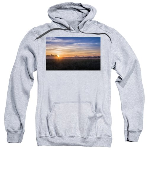 Willamette Valley Sunrise Sweatshirt