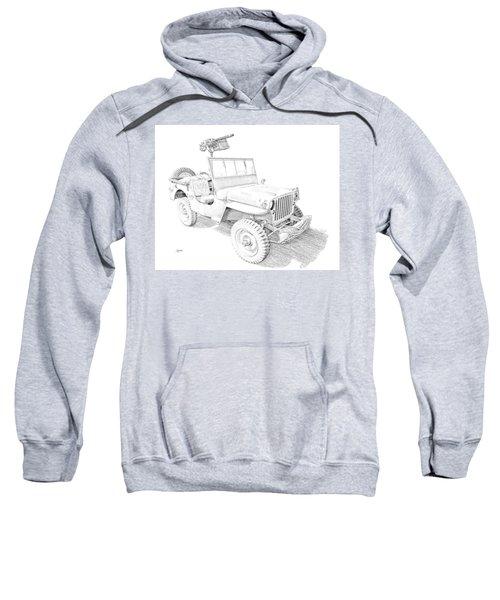 Willy In Ink Sweatshirt