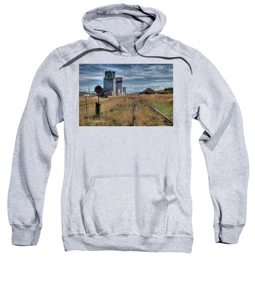 Wilsall Grain Elevators Sweatshirt