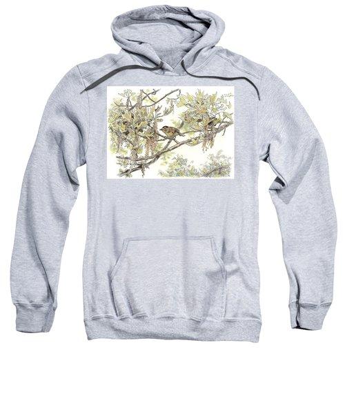 Wilson's Warbler Sweatshirt