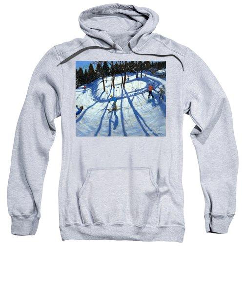 Winding Trail Morzine Sweatshirt