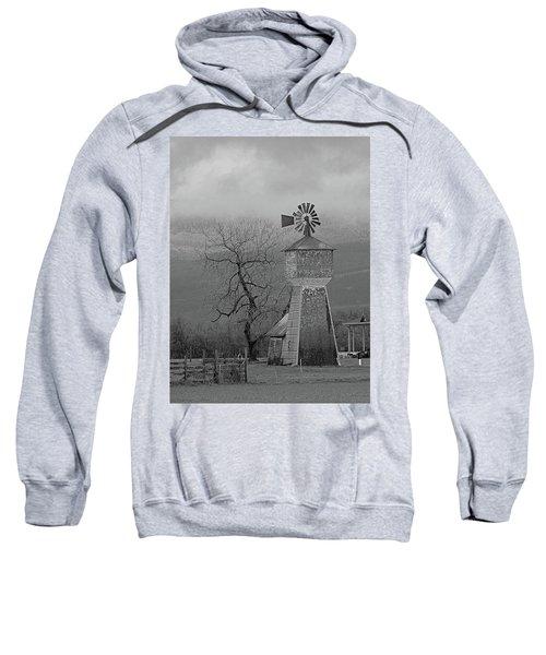 Windmill Of Old Sweatshirt