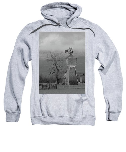Windmill Of Old Sweatshirt
