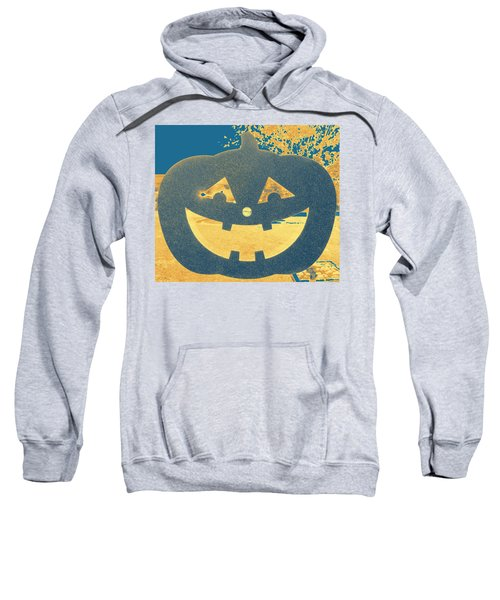 Window Pumpkin #2 Sweatshirt