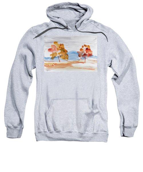 Windy Autumn Colours  Sweatshirt
