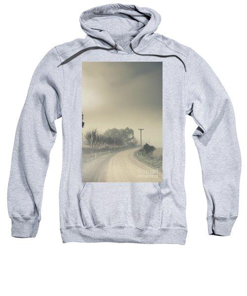 Windy Paths To Destinations Unknown Sweatshirt