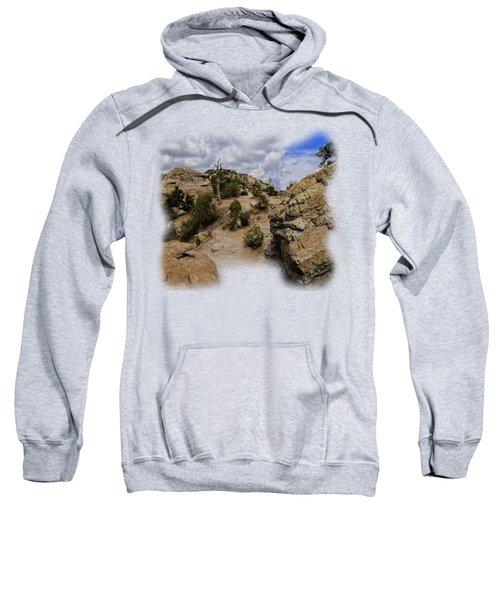 Windy Point No.13 Sweatshirt by Mark Myhaver