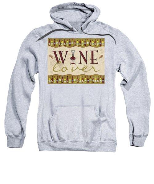 Wine Lover Sweatshirt