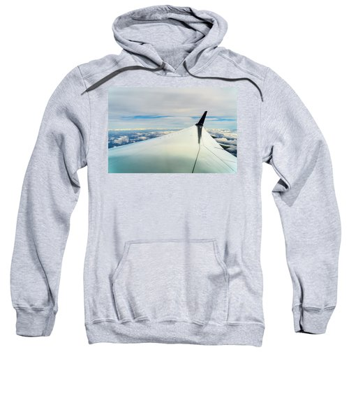 Wing And Clouds Sweatshirt