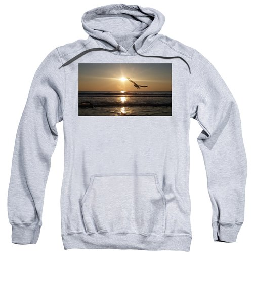 Wings Of Sunrise Sweatshirt