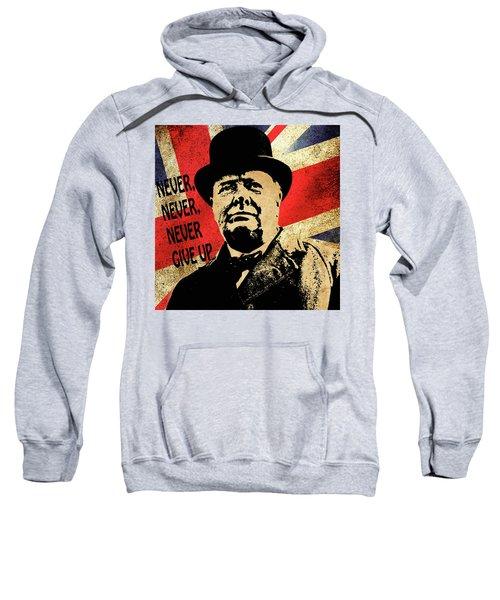 Winston Churchill 2 Sweatshirt