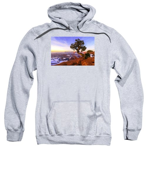 Winter At Dead Horse Sweatshirt