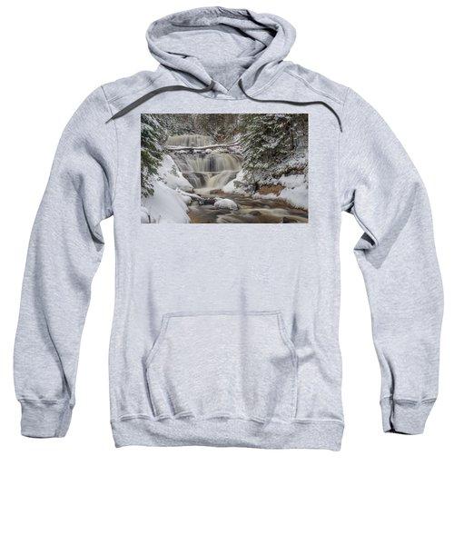 Winter At Sable Falls Sweatshirt