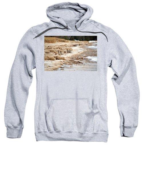 Winter Beach Sweatshirt