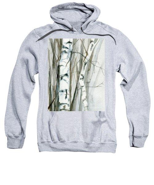 Winter Birch Sweatshirt