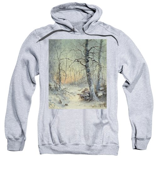 Winter Breakfast Sweatshirt