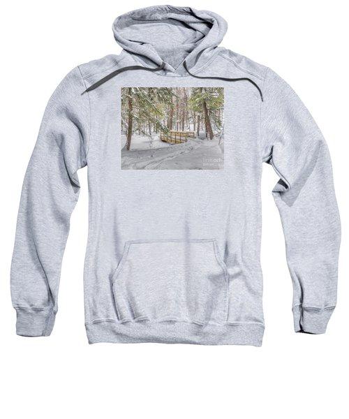 Winter Bridge Sweatshirt