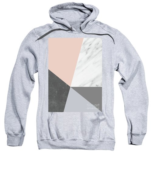 Winter Colors Collage Sweatshirt