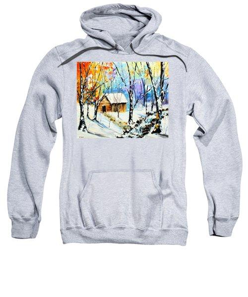 Winter Colors Sweatshirt