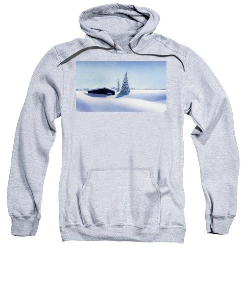 Winter In Austria Sweatshirt